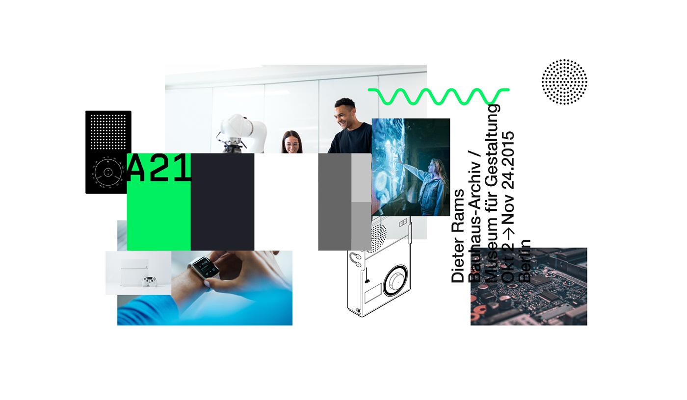 automatization conceptual digital green modern newyork Retail robotics Smart store