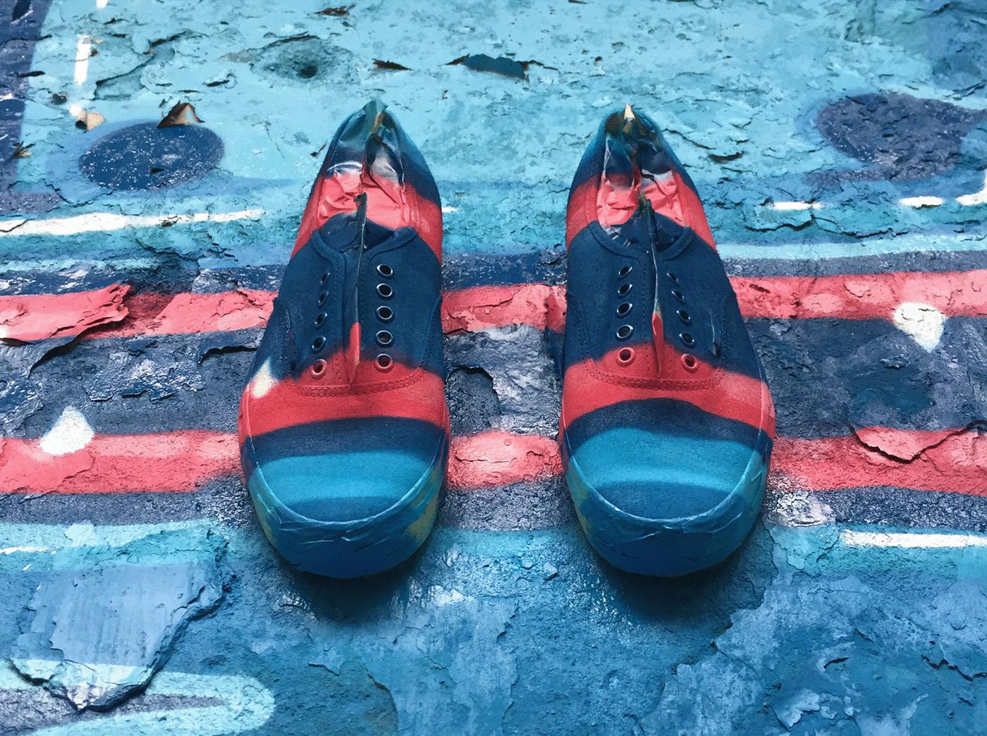 custom shoes Fashion  haribo Jelly Bears KIWIE Spray painting Street Art  street wear urban art Vans shoes