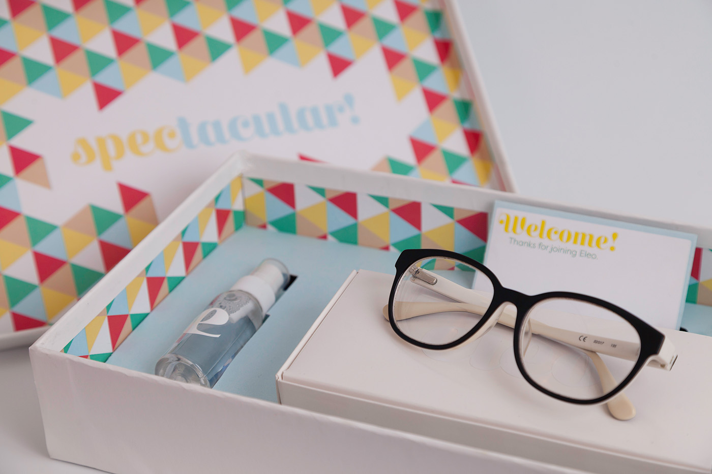 Eleo: A Glasses Company on Behance