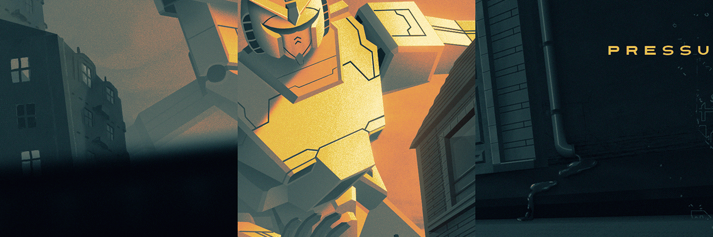 Gundam fanart painting   ILLUSTRATION  gundamn Mobile suit