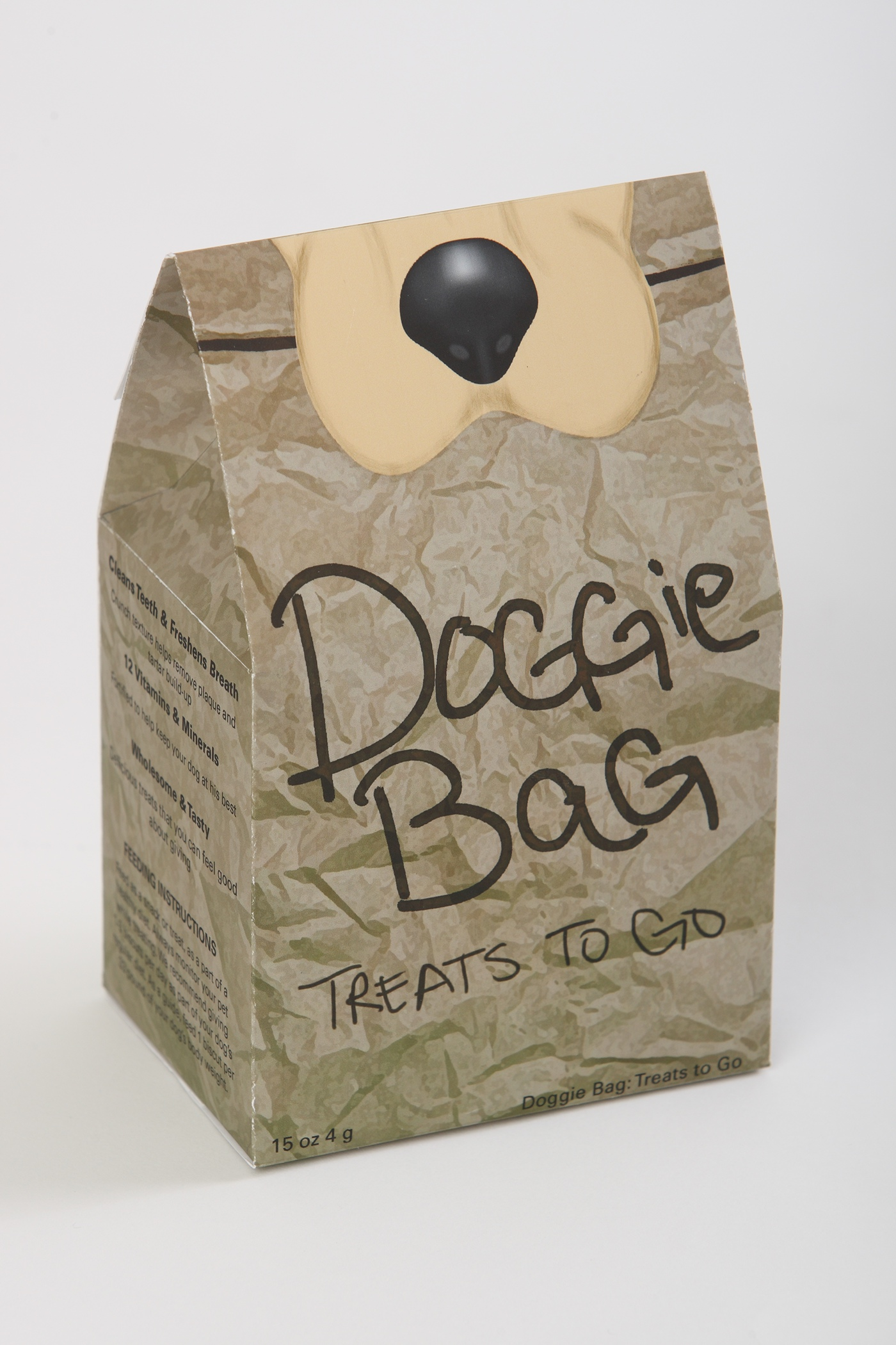 有美感的39張紙袋包裝欣賞