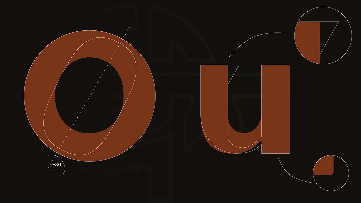 Display font free freefont madeineger redesign type Typeface unieger visualger
