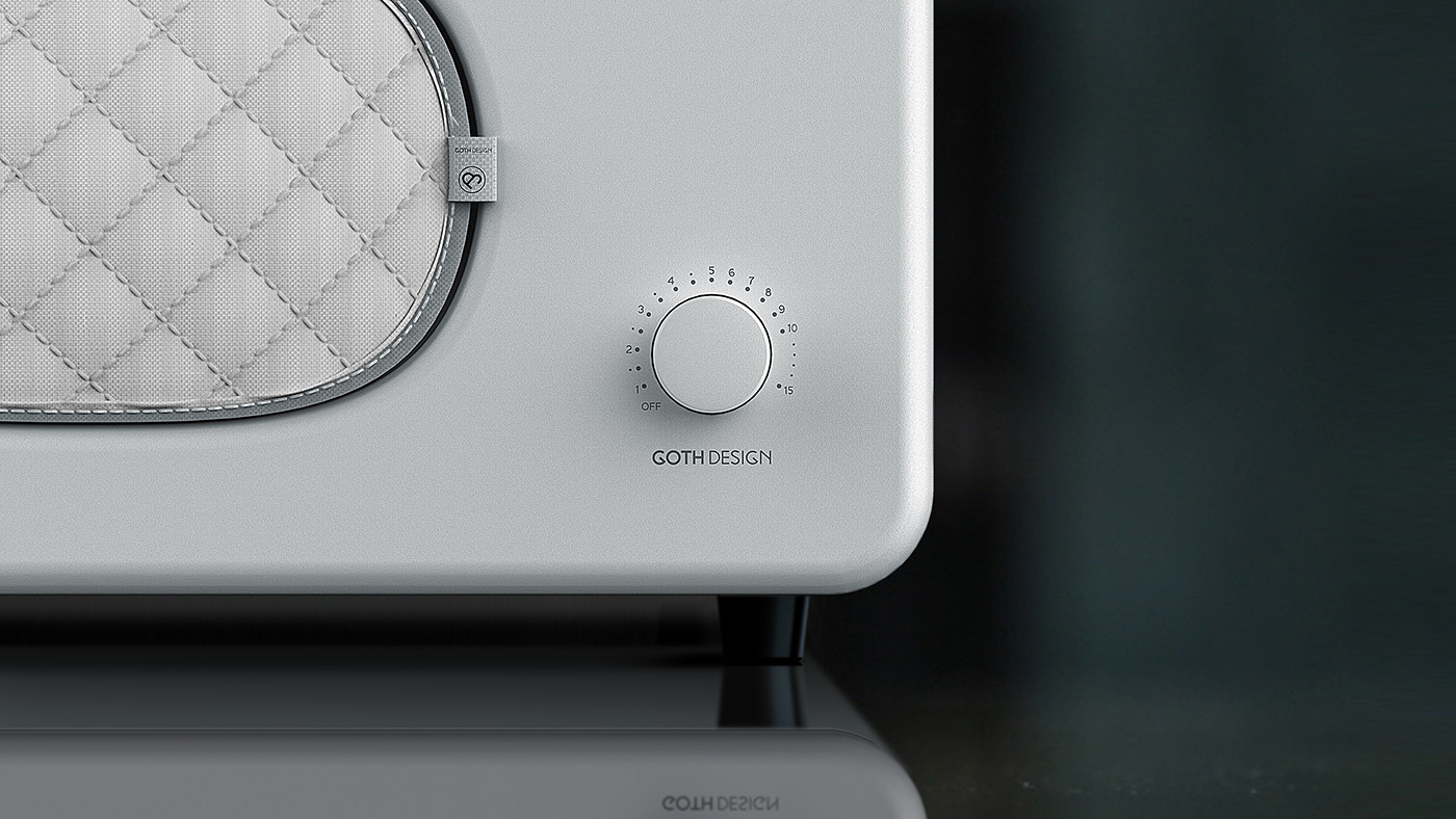 Microwave On Behance