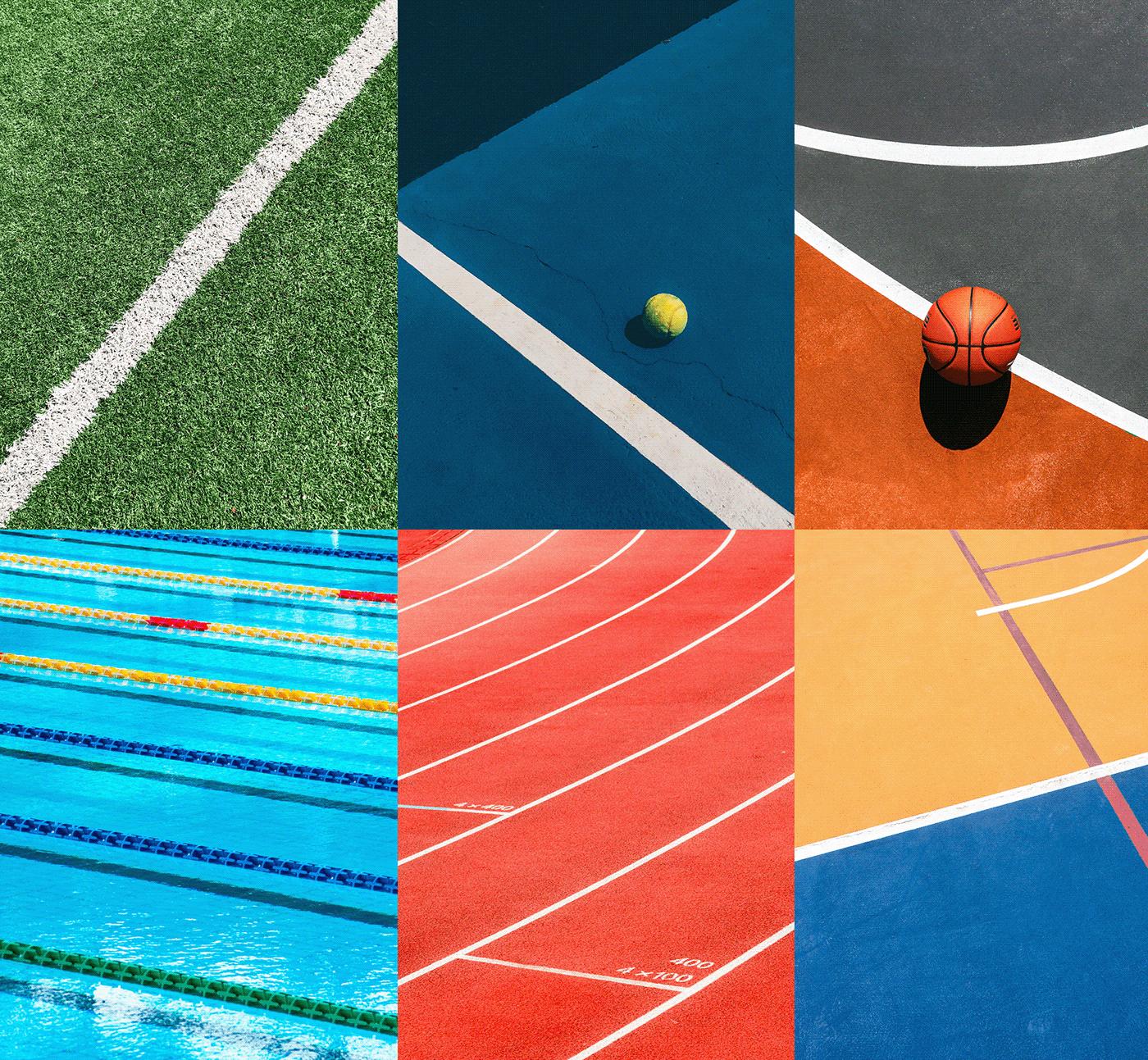 academy app branding  fitness football player Playground referee sportat sports