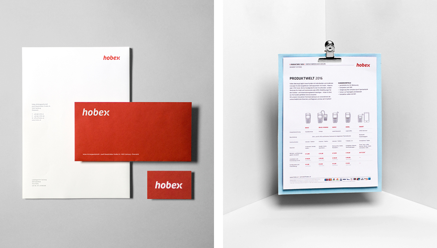 finance payment Corporate Identity Corporate Design key visual red redesign rebranding commercial clean