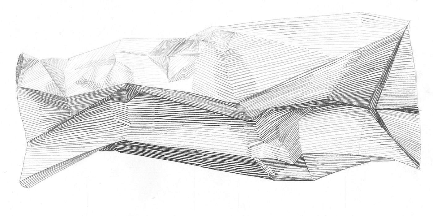 Line Art Architecture : Arch drawing architecture on behance
