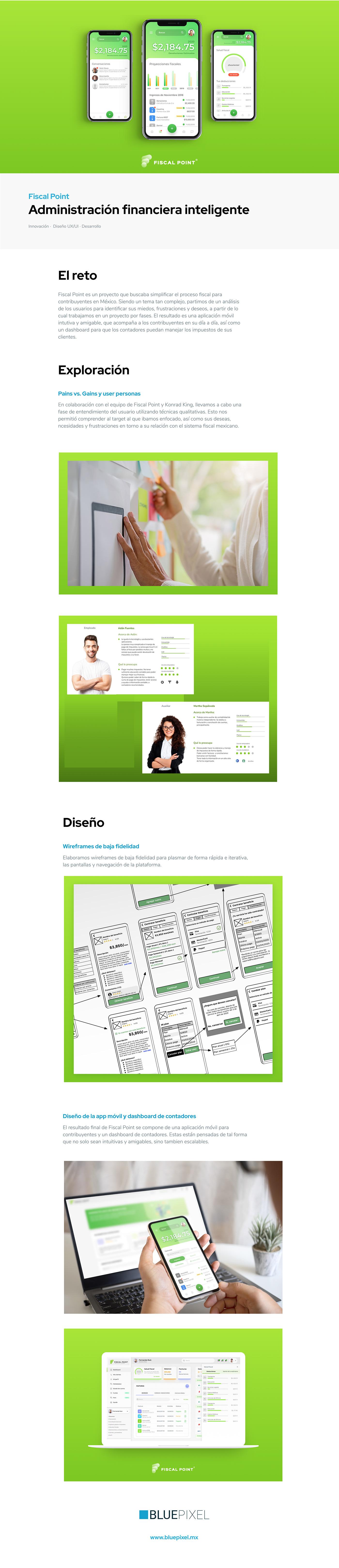 branding  finance app fiscal fiscal app green app UI UX Case Study uxui