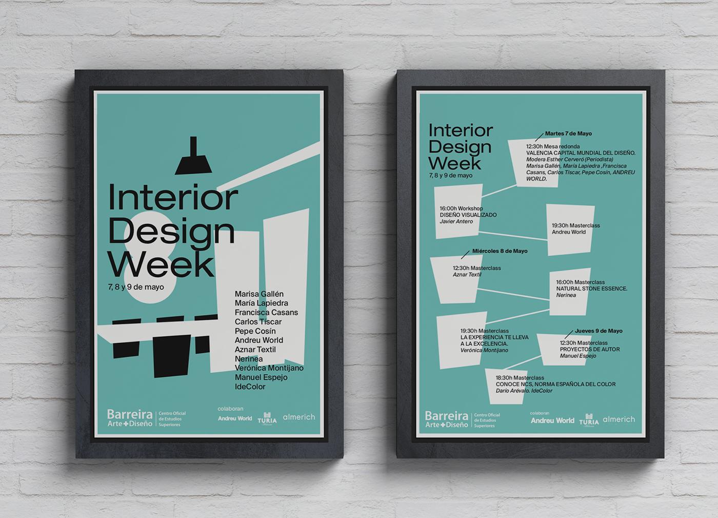poster Poster Design design graphic design  Interior Event Design Event Poster