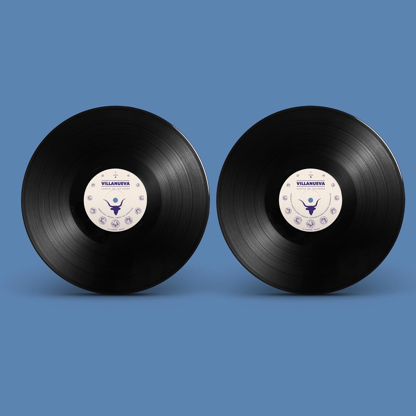 Image may contain: vinyl record