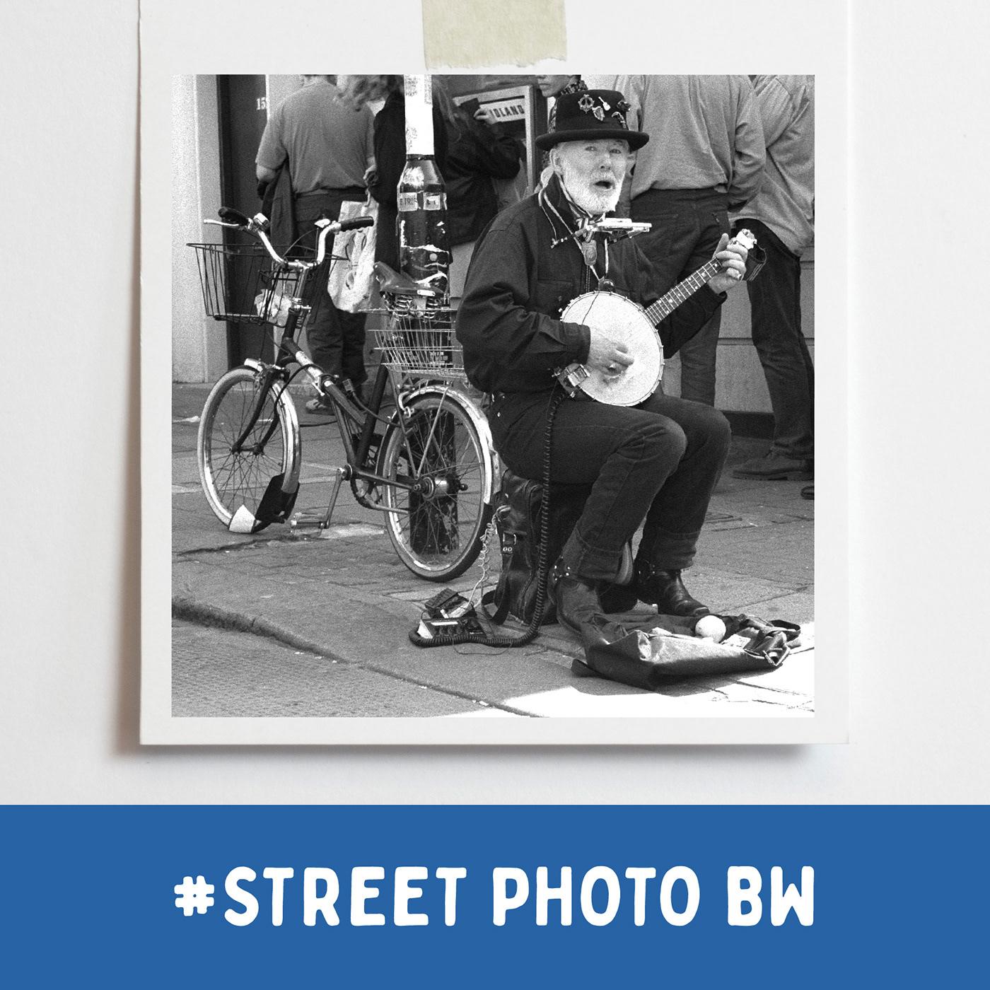 Street Musician, 1996