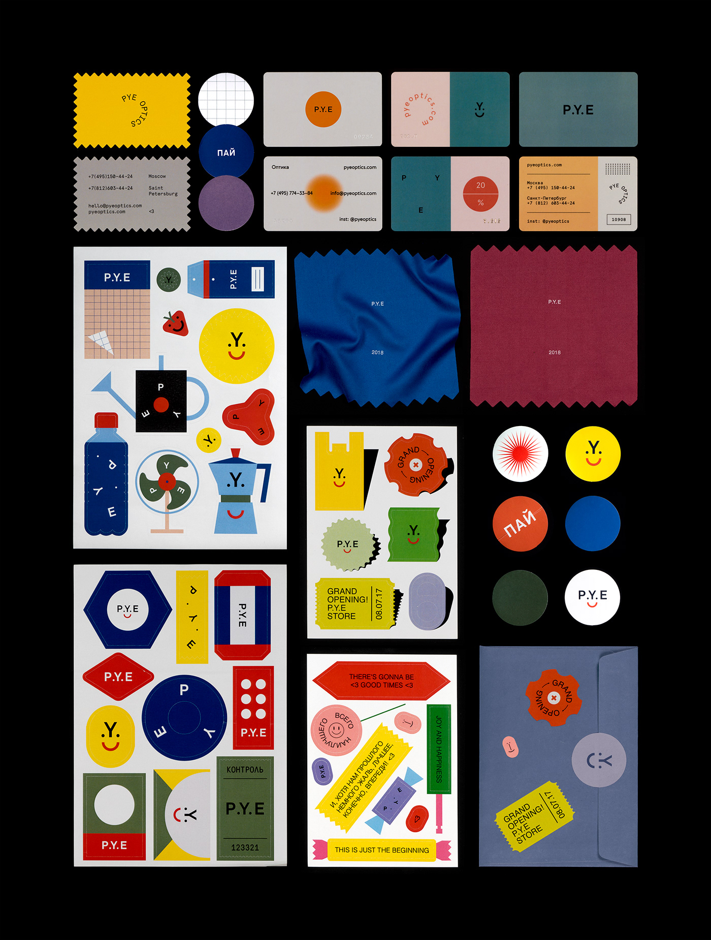 精美的28個名片排版設計欣賞