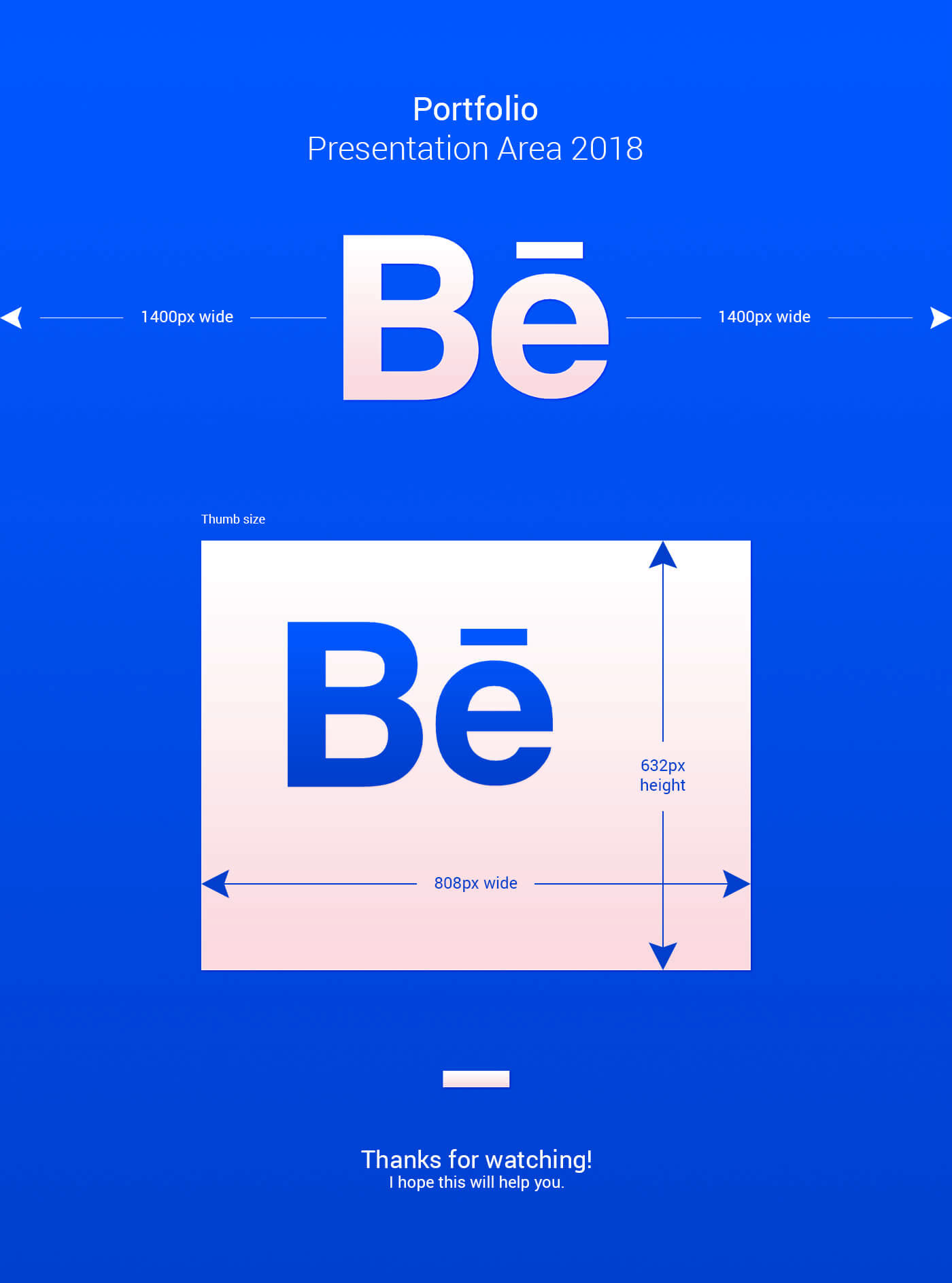 Behance Dimensions 2018 Update On Behance