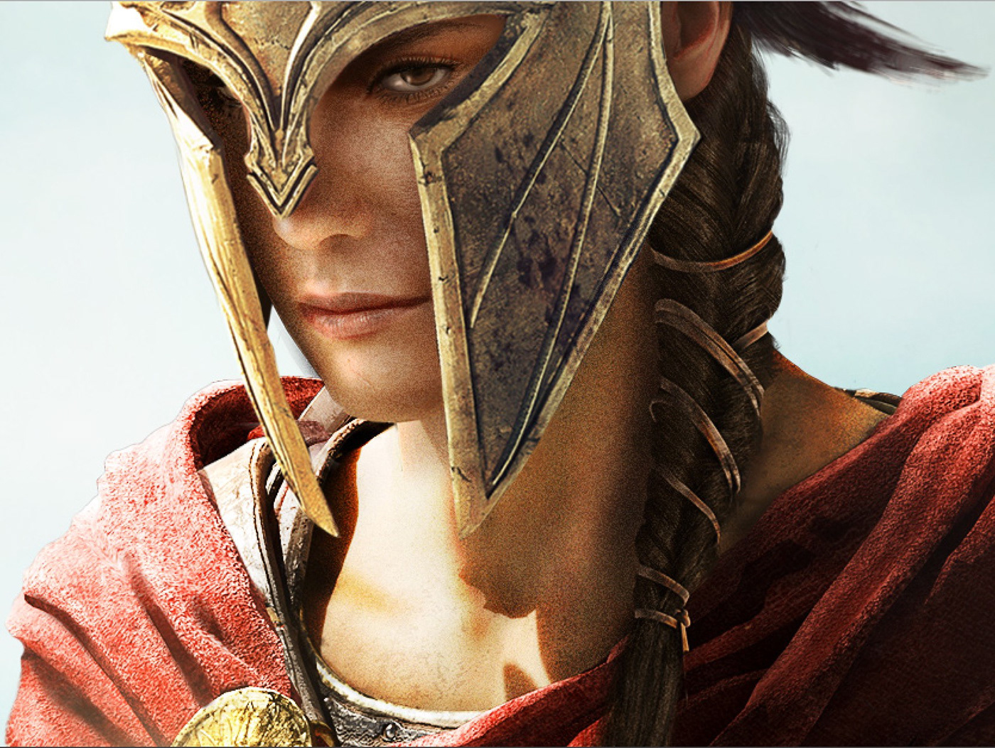 Assassin S Creed Odyssey On Behance