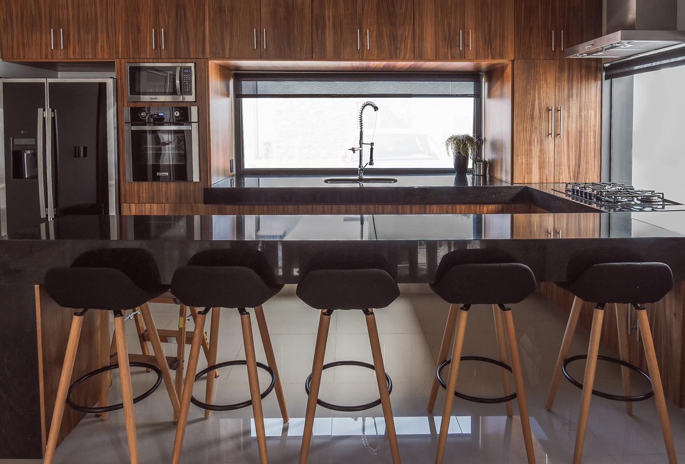 architecture Mexican Design interior design  wood house Guadalajara