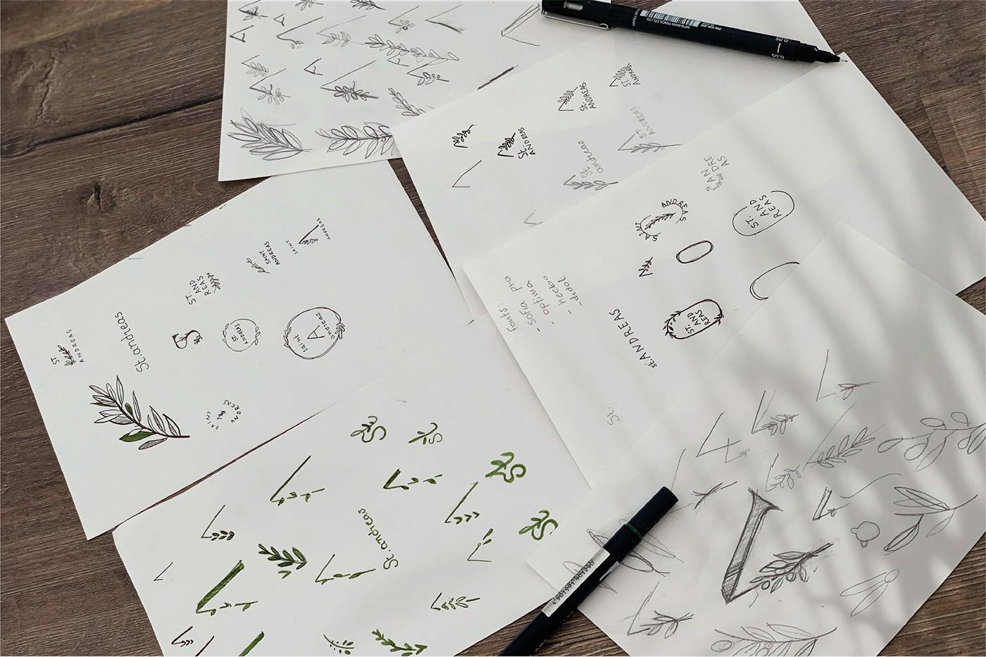 Image may contain: handwriting, envelope and drawing