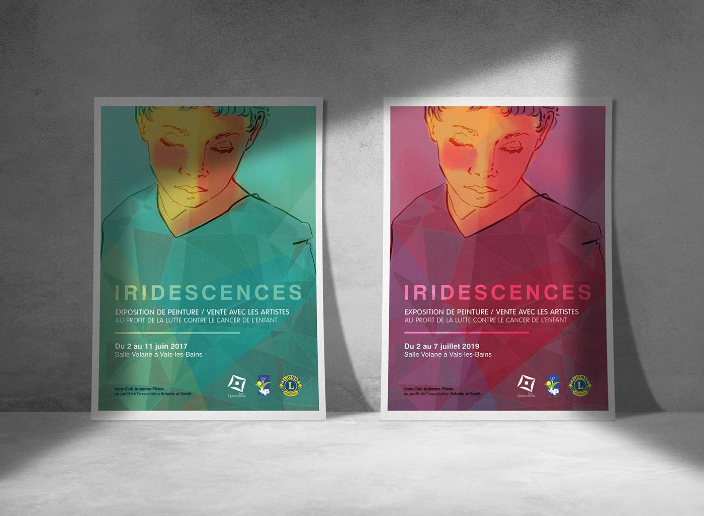 charity children communication Exhibition  ILLUSTRATION  poster