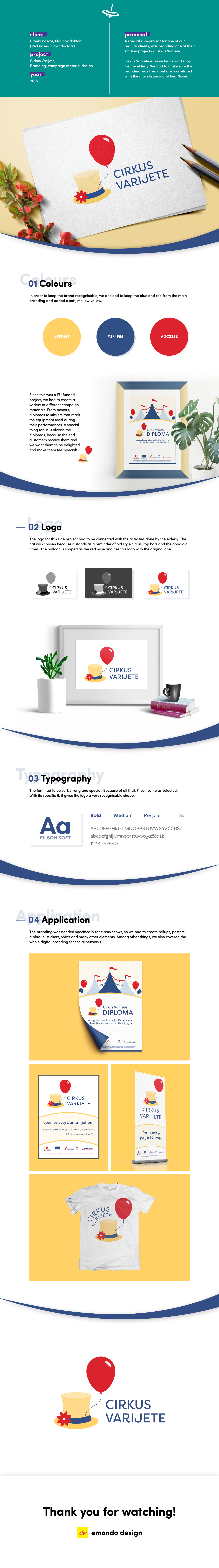 design branding  graphic design  logo posters EU project visual identity emondo design diploma Roll-Up