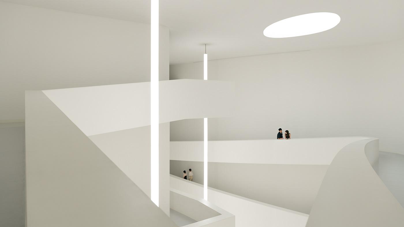 architectural photography architecture Interior 博物馆 建筑 建筑摄影 摄影 设计