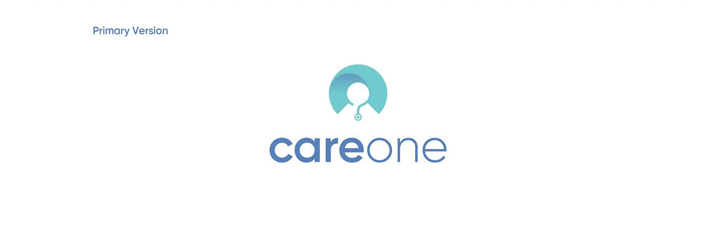 Careone medical logo medical tower doctors care Amr Bo Shanab عمرو بو شنب