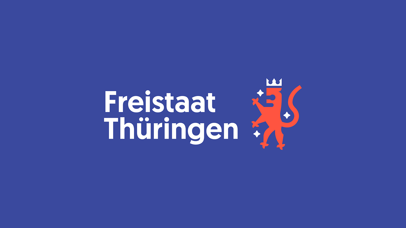 branding  coat of arms Corporate Identity Logo Design logomark Stationary design thüringen thuringia tobias möritz tobimori