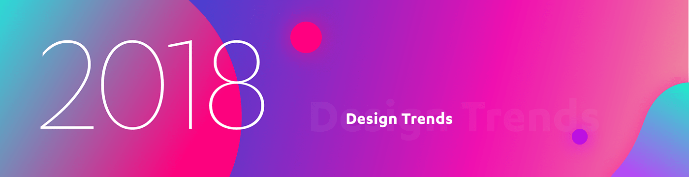 DesignTrends trends discover Web mobile UI ux