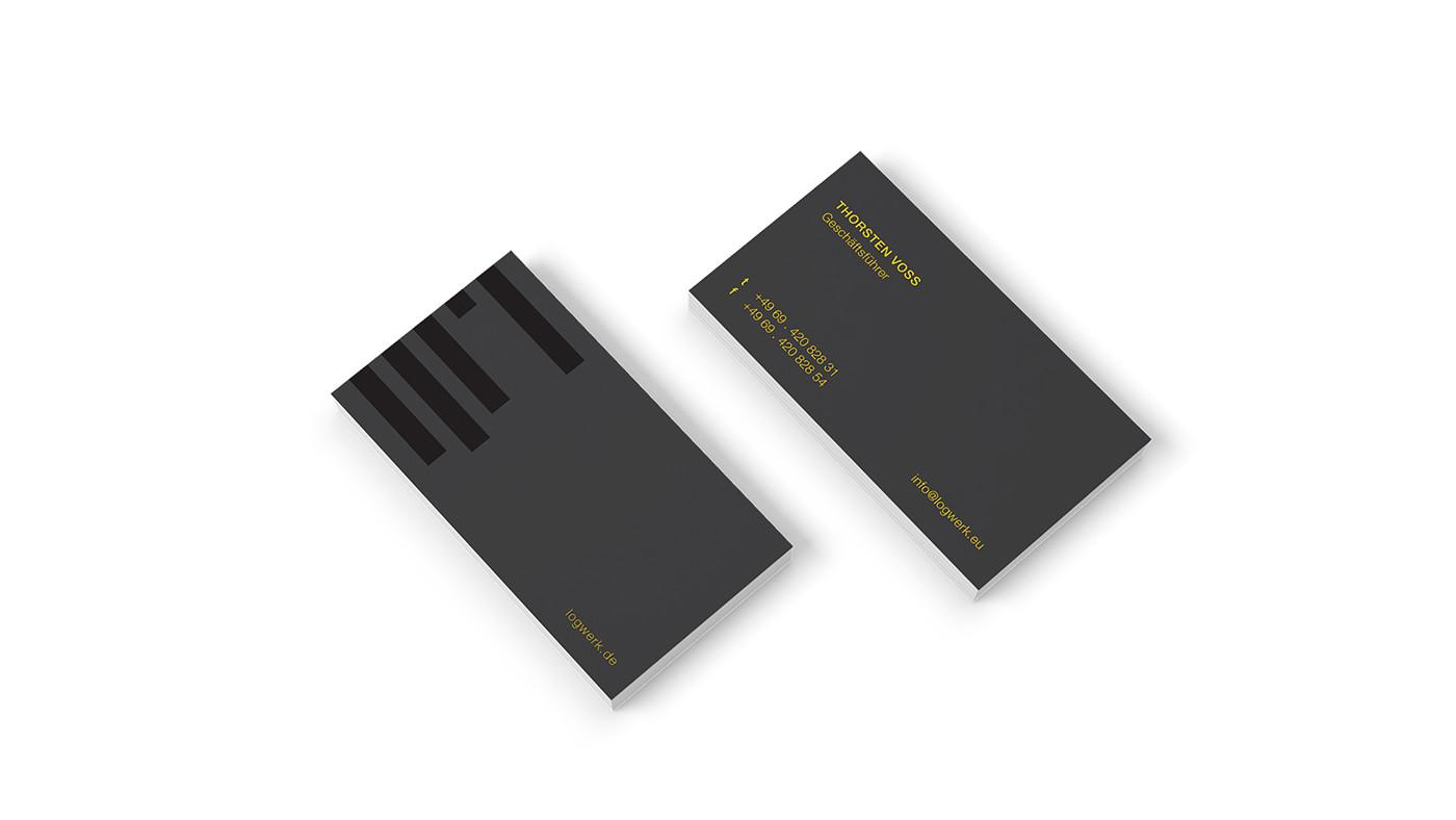 brand identity logodesign logo Stationery Business Cards wordmark