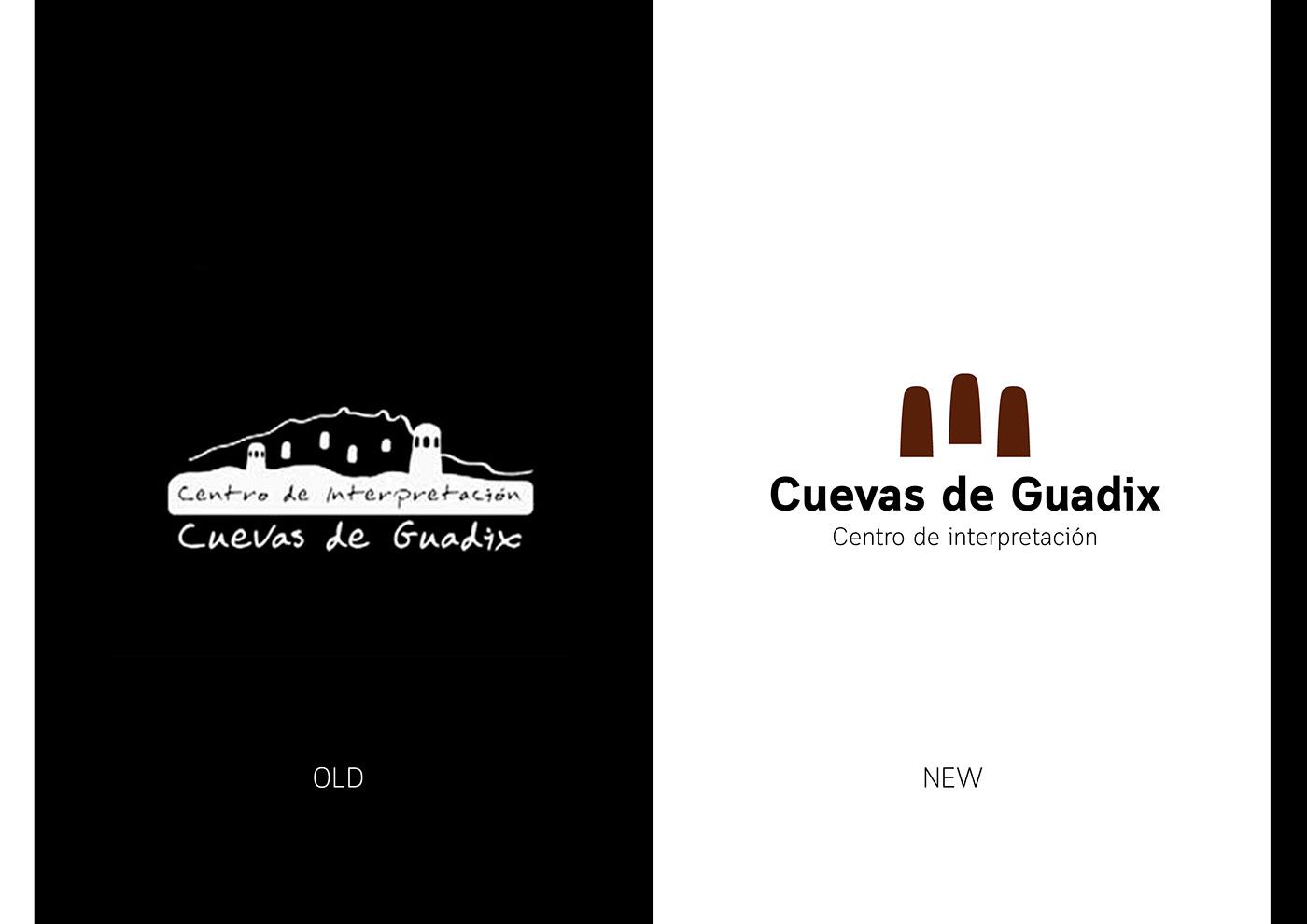 guadix cuevas Rebrand brand marcas Cuevas de Guadix Accitano granada