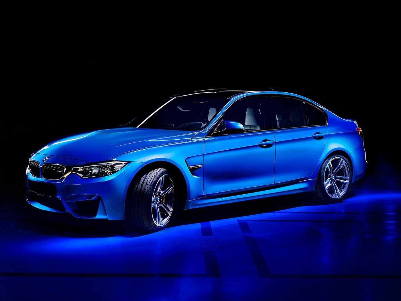 dmitry zhuravlev Photography  automotive   BMW M3 m4