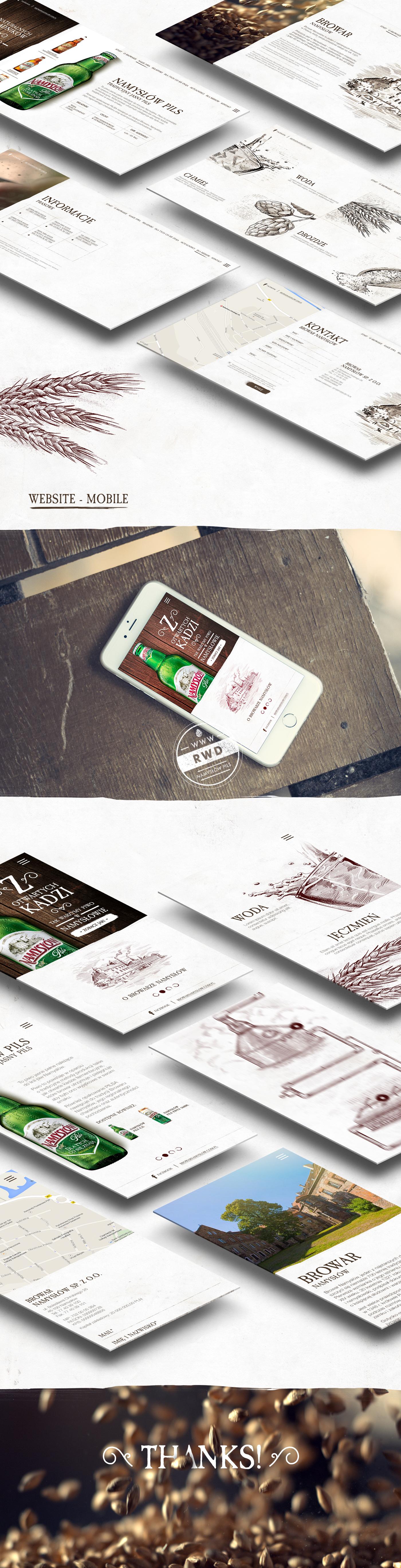 rudzki Adam design designer art director BBDO warsaw tvc namyslow namysłów pils ad campaign beer