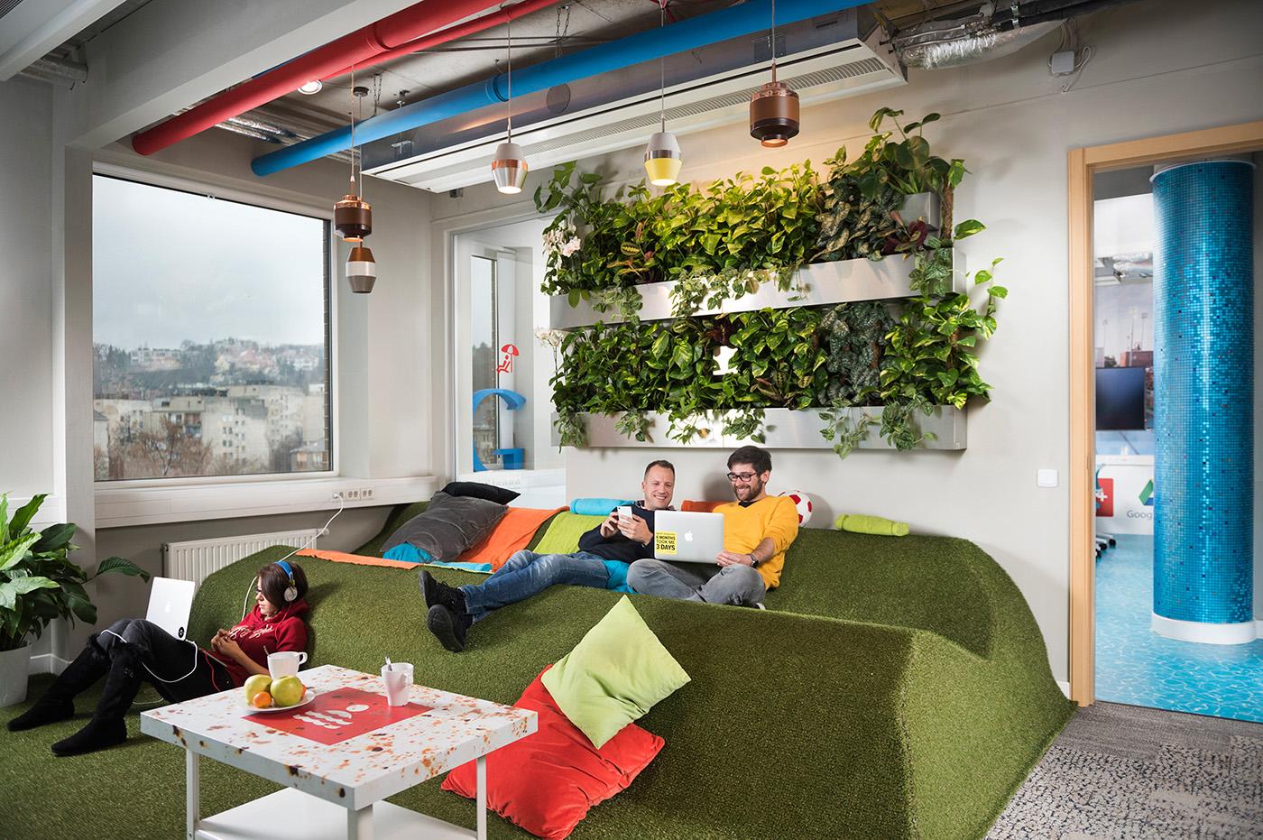 細緻的19個工作室設計欣賞
