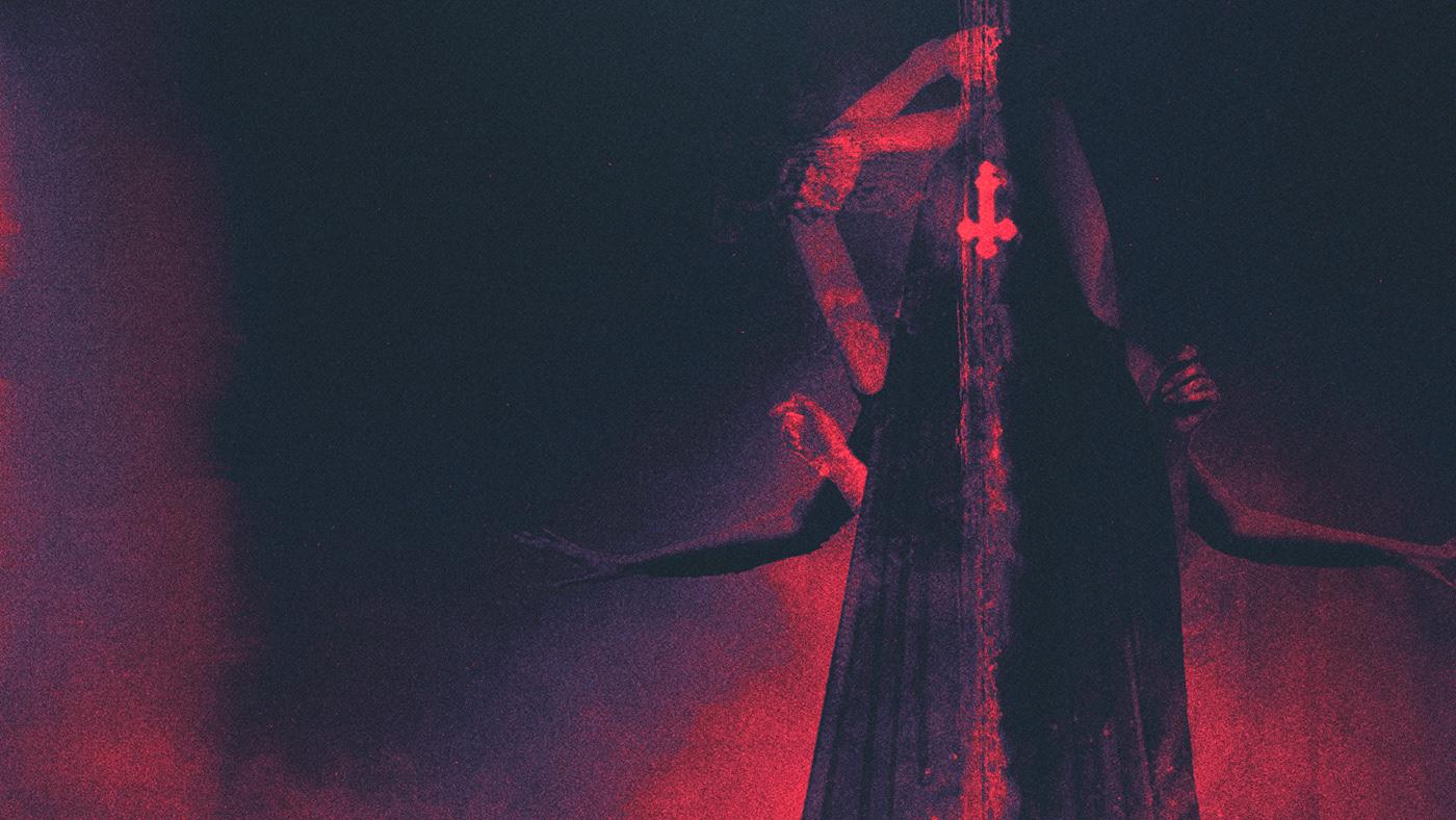 americanhorrorstories AmericanHorrorStory design graphicdesign horror motiongraphics nightmare surreal television titles