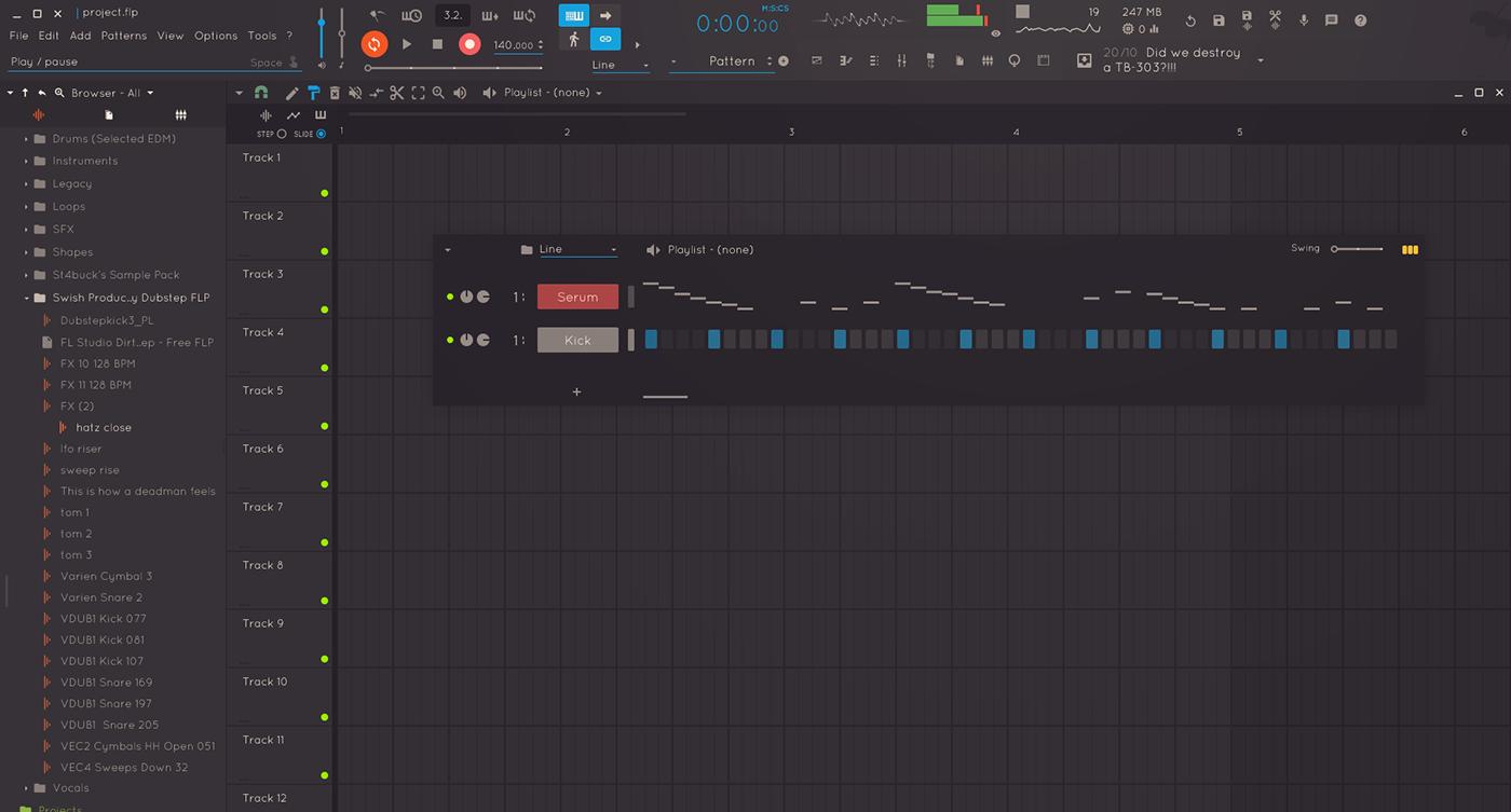 Fruity Loops Studio on Behance