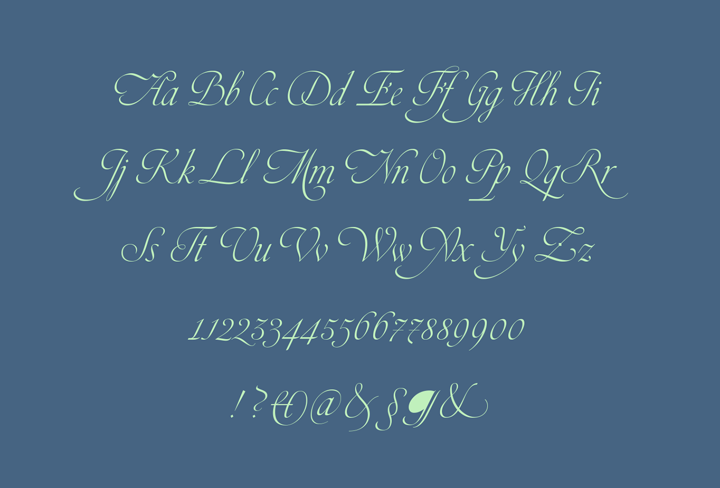 Script DSType font Pedro Leal Dino dos Santos