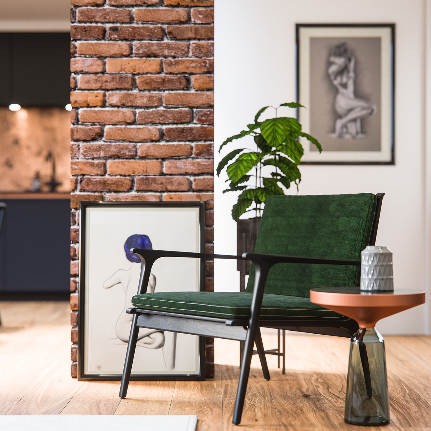 7 Old Town Clapham The Metalworks On Behance