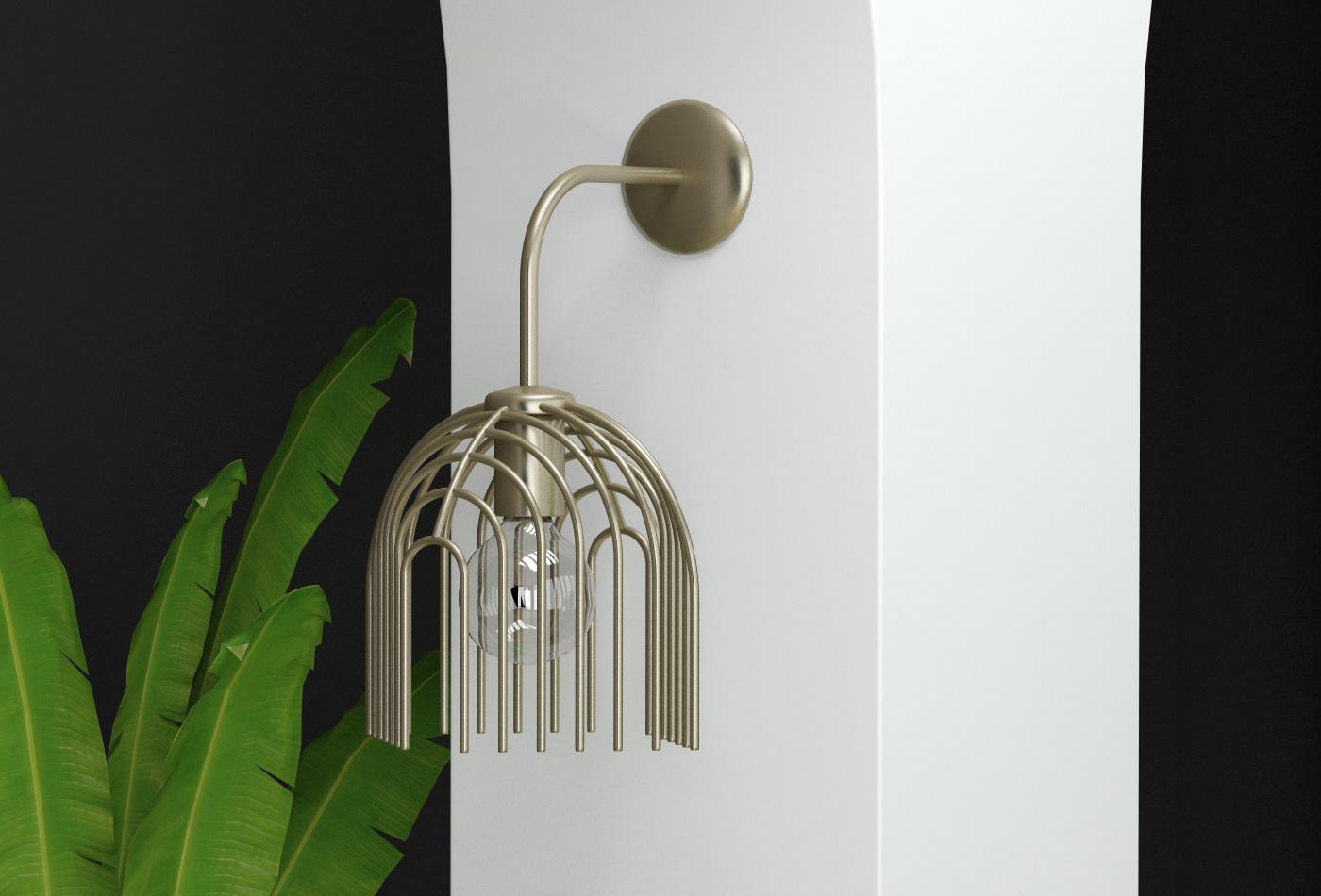 santa barbara KononenkoID julia kononenko light Lamp lighting product usa pendant metal