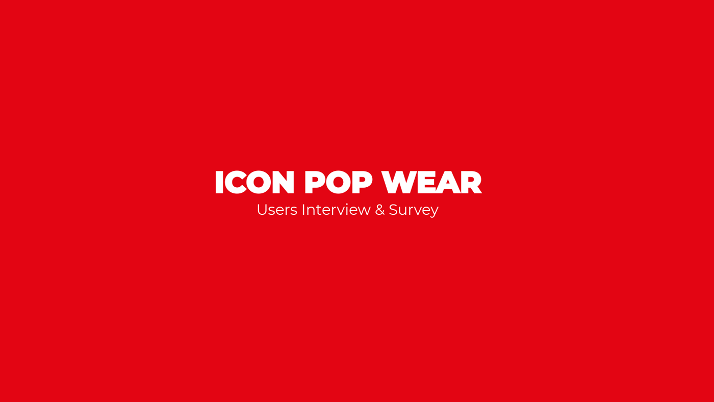 Filippo Maniscalco wear Style roma Icon Pop UX Research interview Icon Pop wear