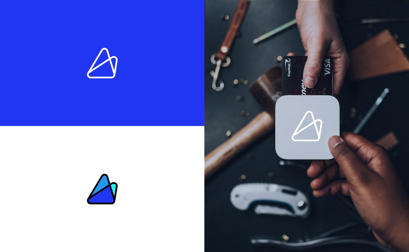 Logo Design branding  Rebrand visual identity logo Logotype brand identity Stationery business card