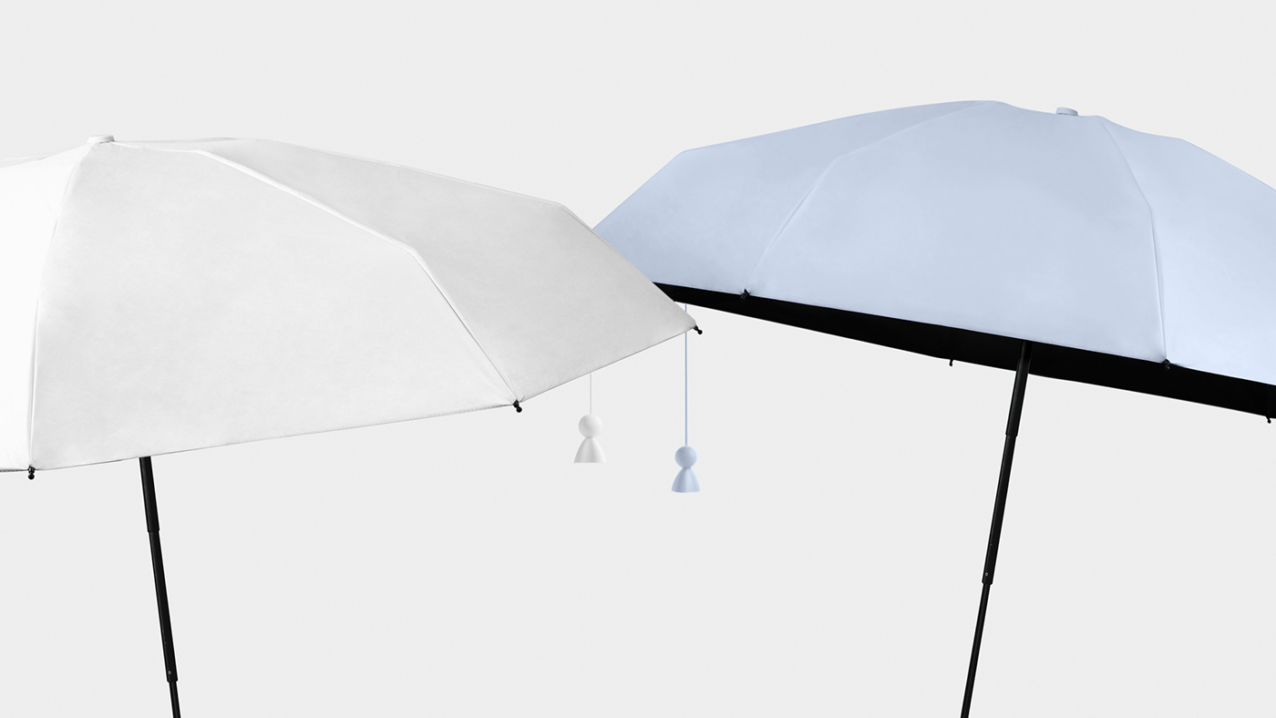 doll rain sunny doll Umbrella