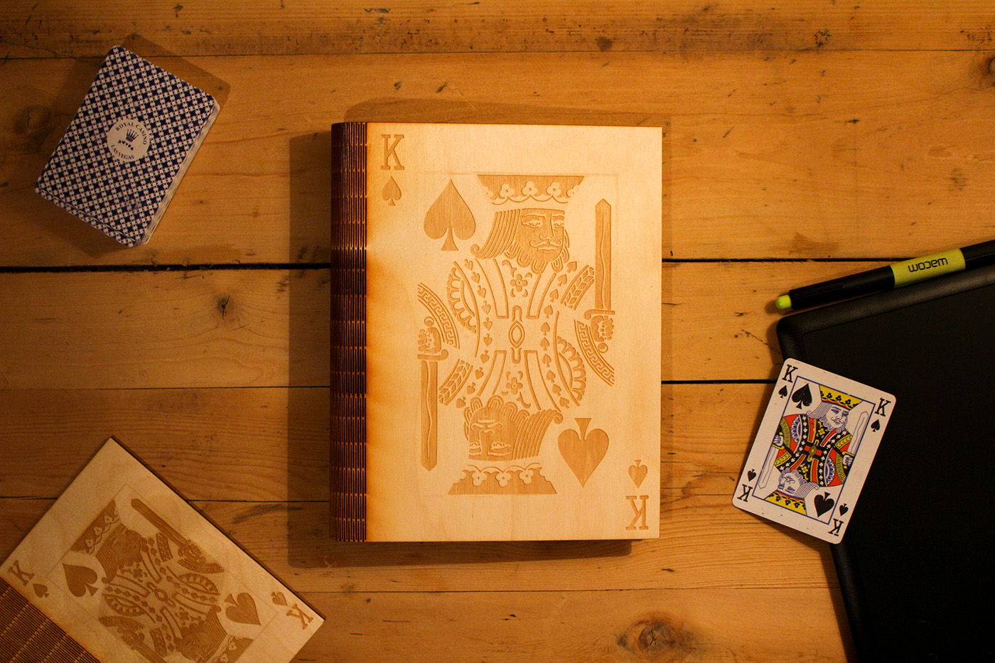 wood laser cutting laser cutting book design book engraved engraving graphic typography