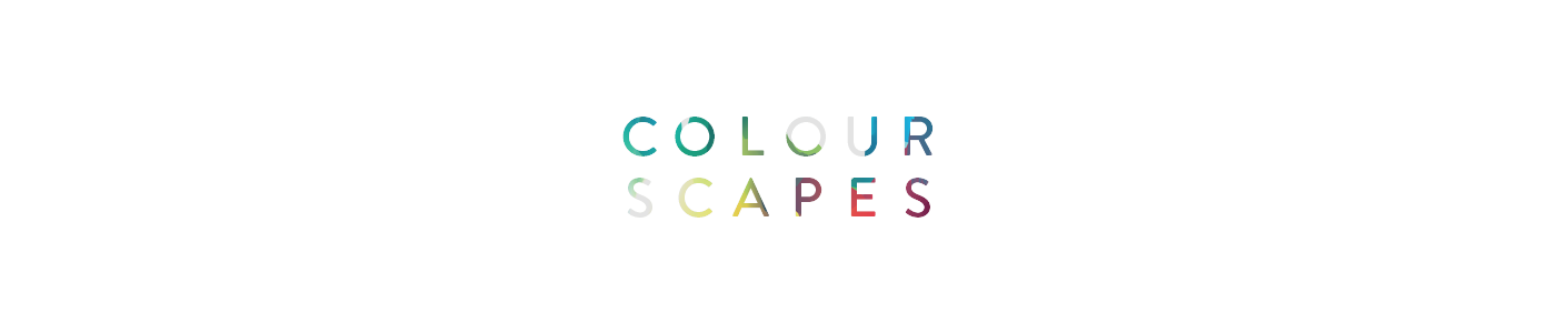 Illustrator vector mesh Colourful  Landscape
