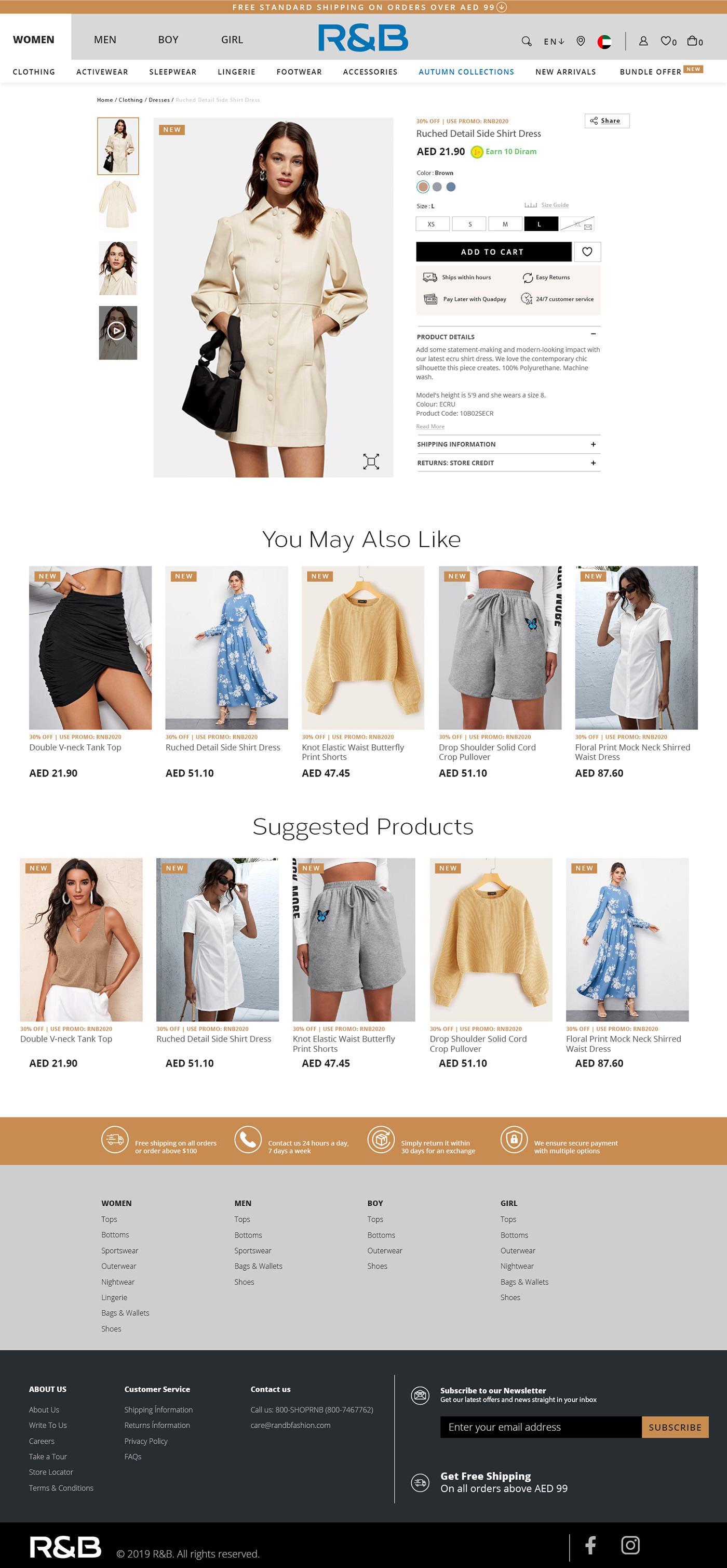 Image may contain: dress, screenshot and clothing