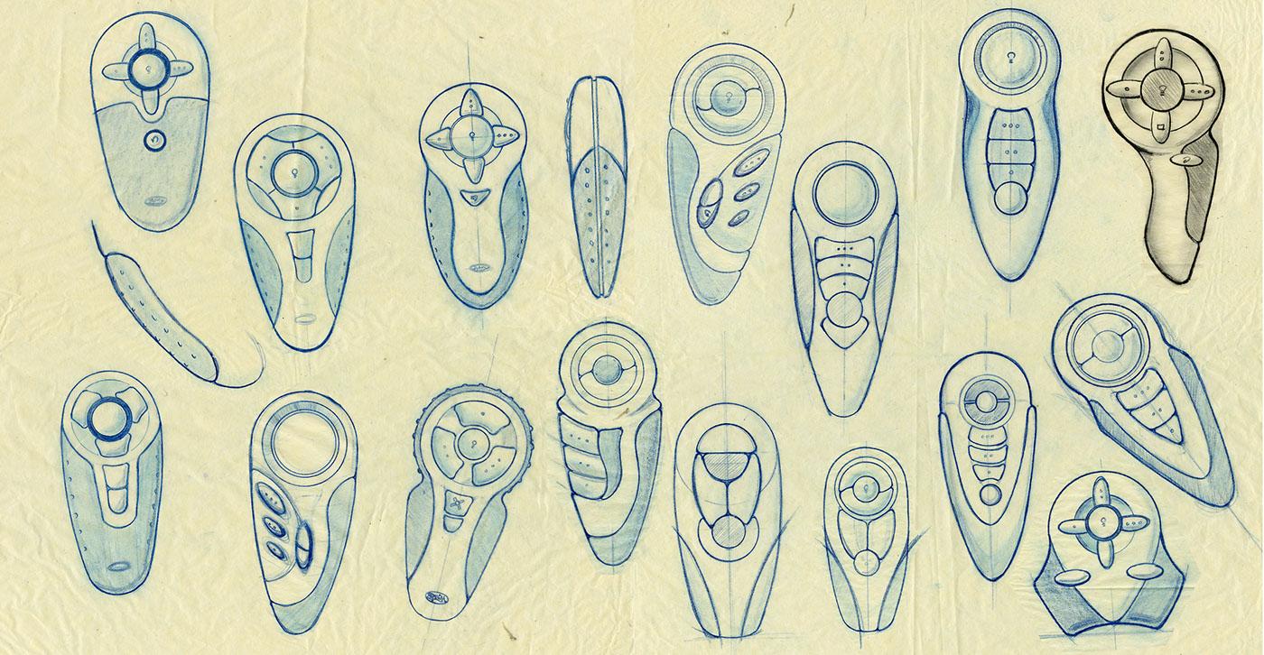 Thumbnail Sketches On Behance