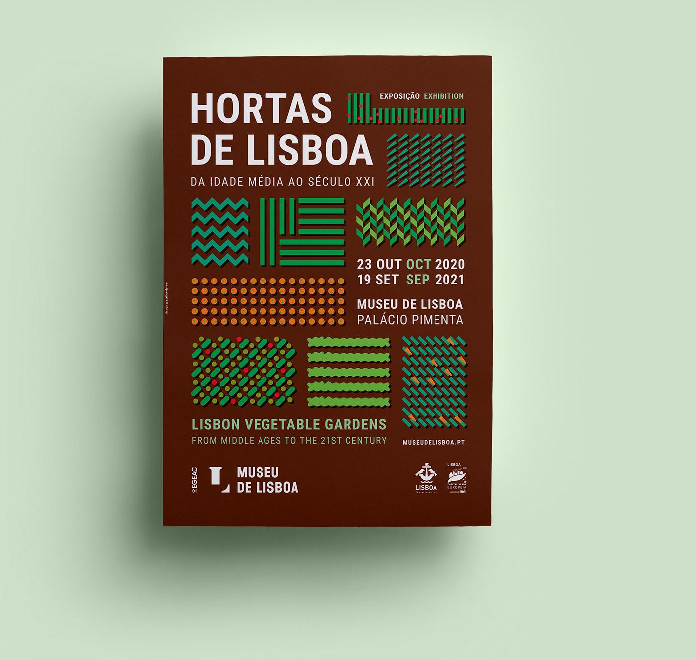 capitalverdeeuropeia2020 cartaz Exposição grafico lisboa MuseudeLisboa poster motion