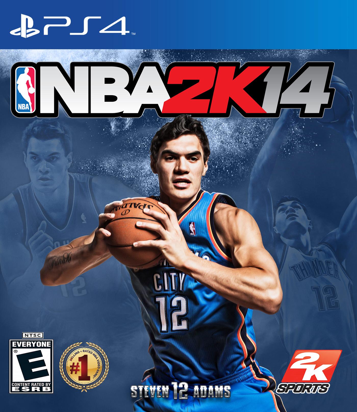 Nba 2k 20 Wallpaper: NBA 2K14: Steven Adams On Behance