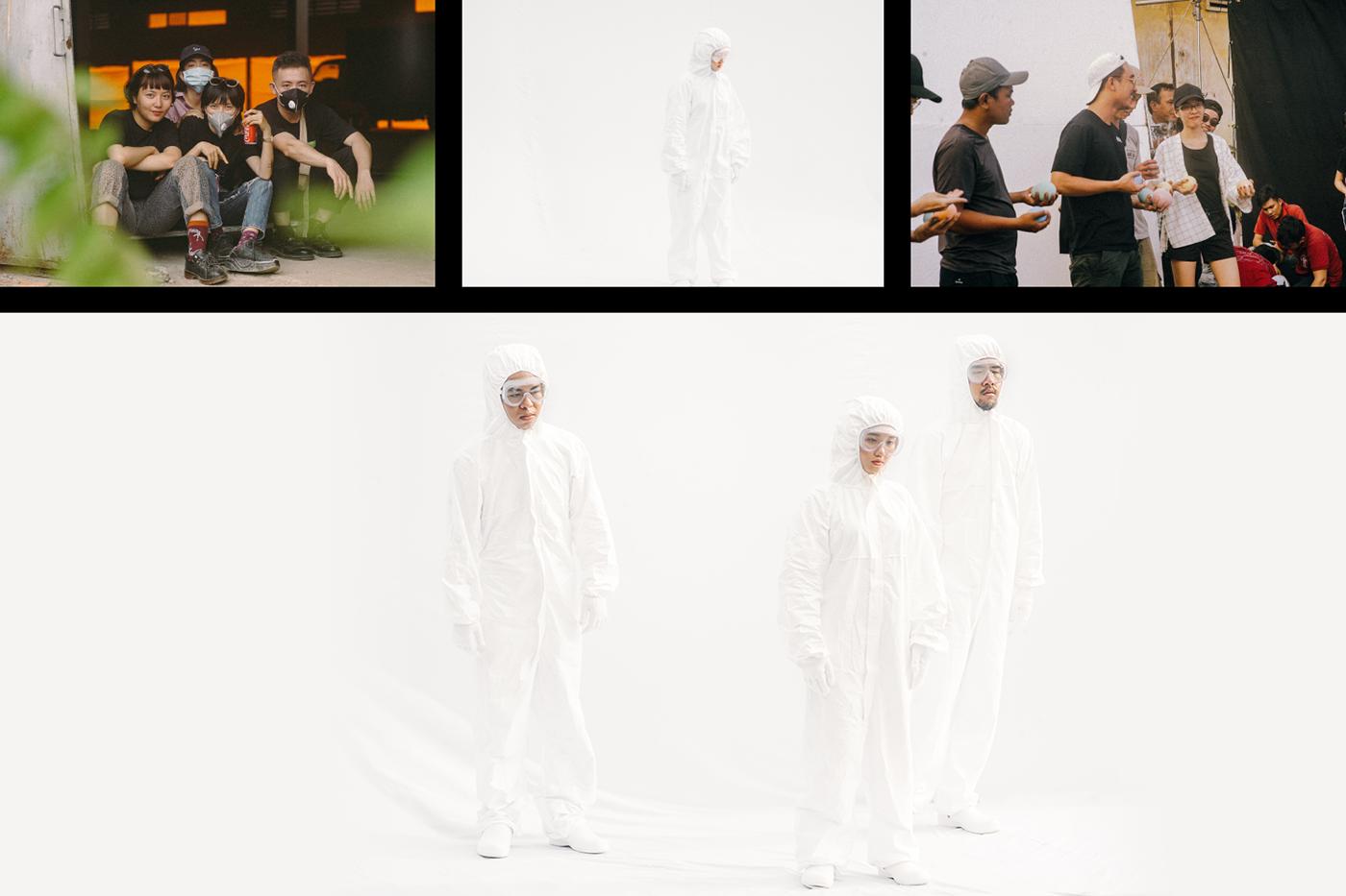 art direction  band music music video set design  video vietnam Production