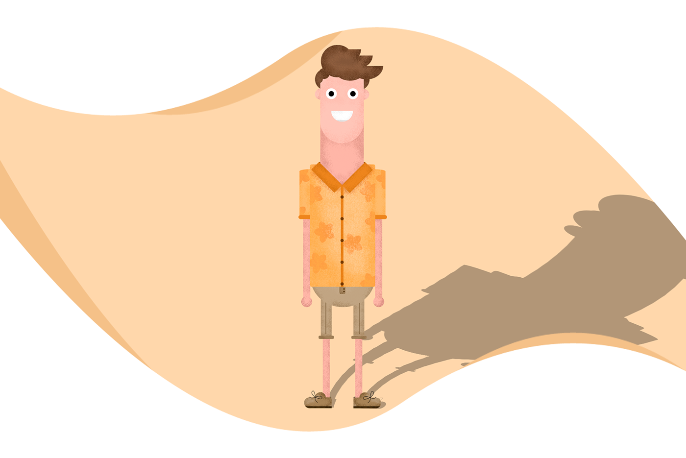 ILLUSTRATION  Character Character design  digital illustration adobe minimal Illustrator character illustration vector people