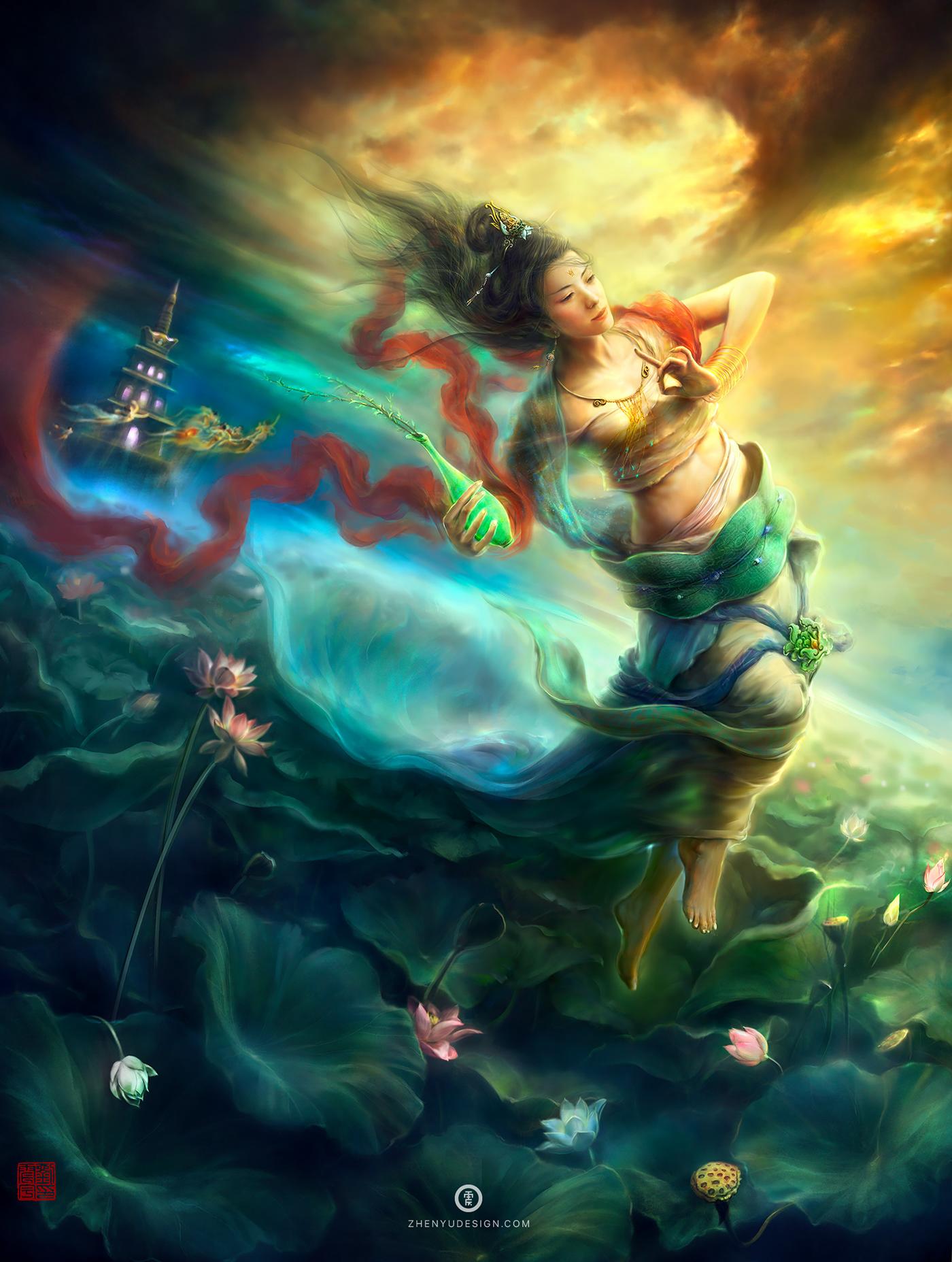 Image may contain: cartoon, screenshot and fantasy