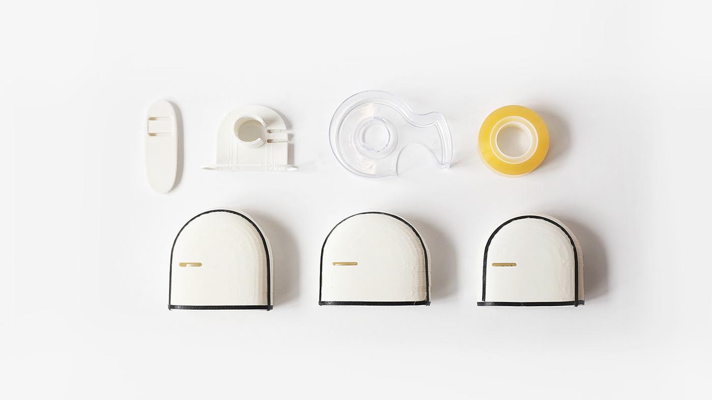 Conceptdesign designagency designplatform portfolio prodcutdesignstudio product design  productdesigner stationarydesign studiofountain tapedispensor