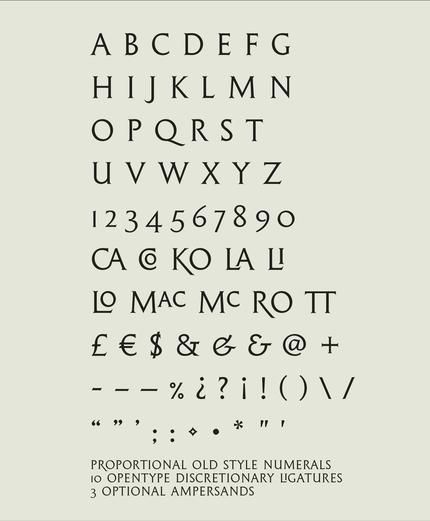 free Free font free typeface type engraving roman engraved lettering Display titling Opentype