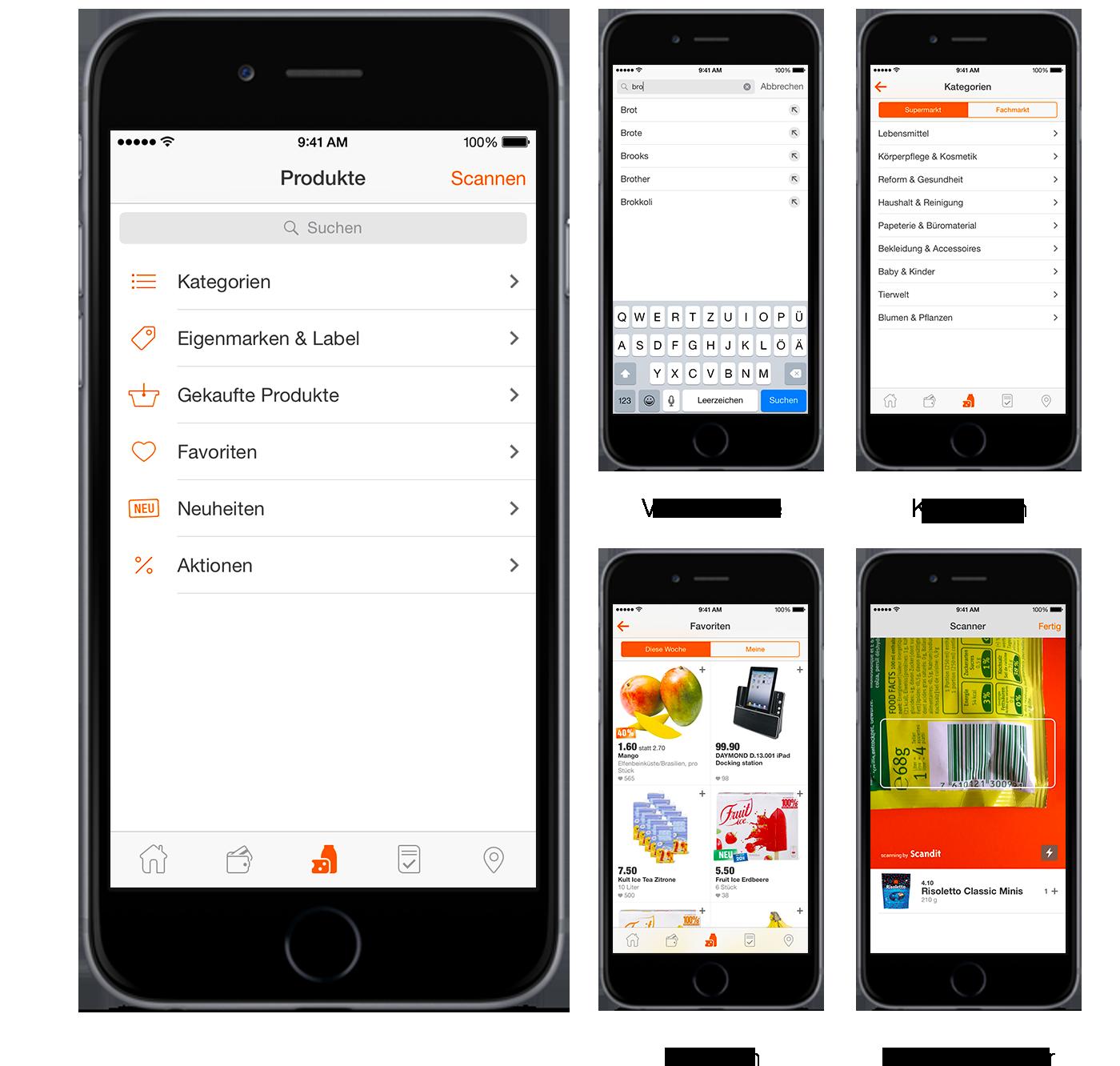 Migros,app,ios,android,cumulus,iOS 7,outline,Supermarket